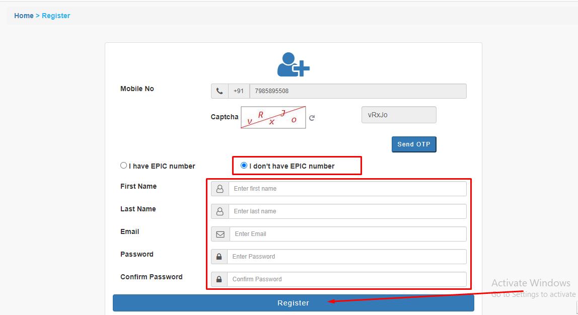 e-voter card डाउनलोड कैसे करे   वोटर कार्ड   e-EPIC Card Download Online   NVSP   ECI  